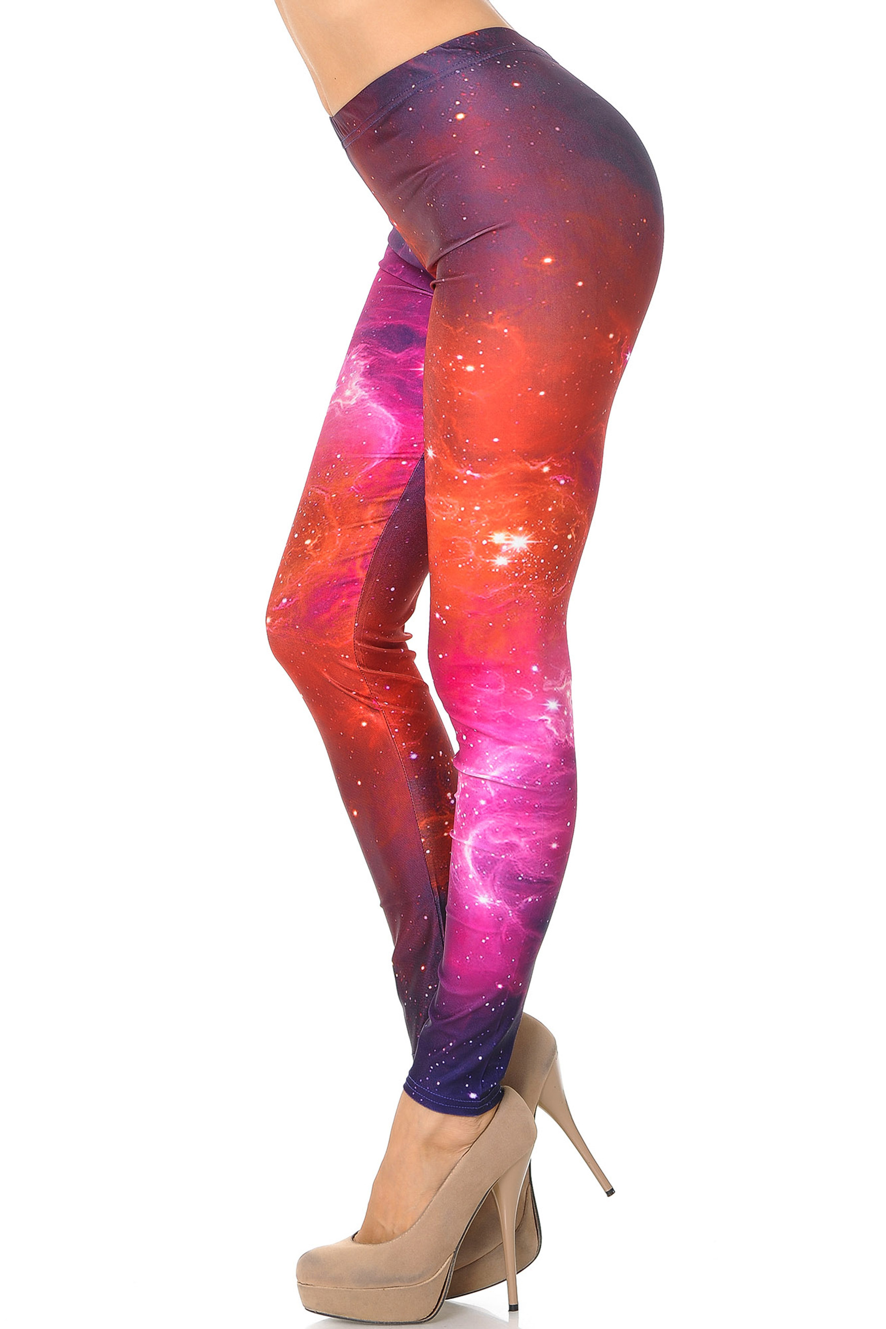 Galactic Blast Galaxy Leggings