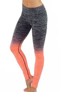 Ombre Fusion Women's Workout Leggings