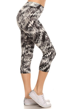 High Frequency Active Capris