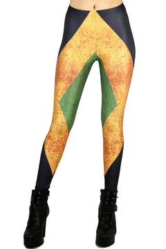 Definition Color Block Leggings