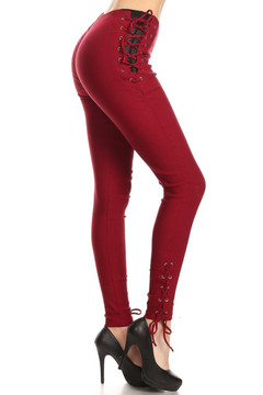 Matador Lace Up Leggings