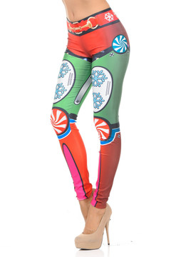 Holiday Elf Leggings