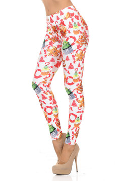 Everything that is Christmas Leggings