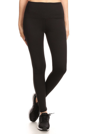 Fleece Lined High Waisted Sport Leggings
