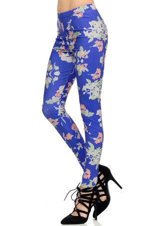 Flowers in Bloom Leggings
