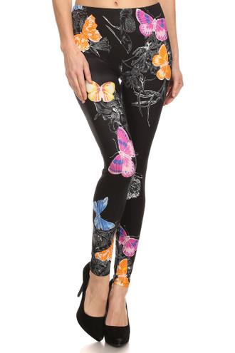 Beautiful Butterfly Leggings