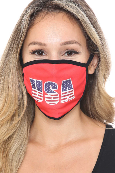 Election USA Face Mask