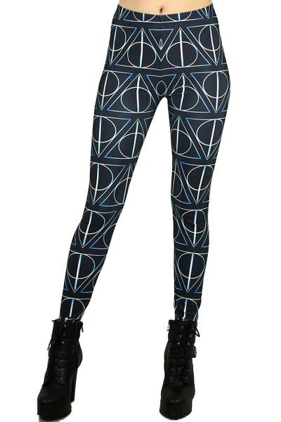 Fashion Trinity Leggings