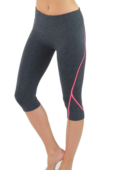 Smooth Lines Sport Workout Capris
