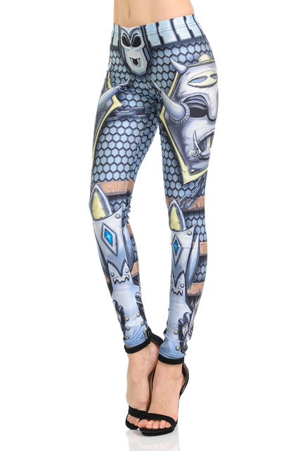 Horde Armor of War Leggings