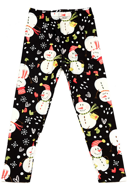 Frosty the Snowman Kids Leggings