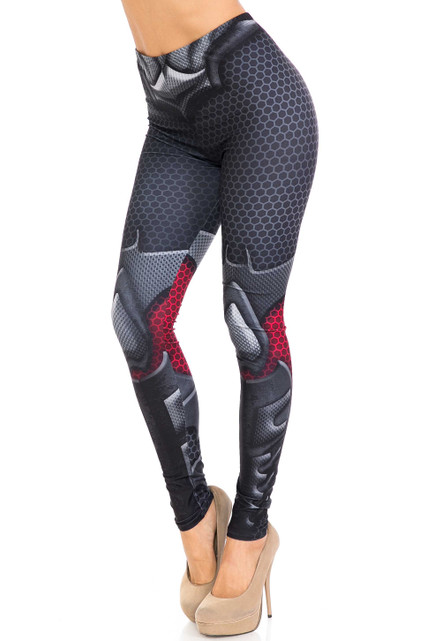 Creamy Soft Pretty Avenger Leggings - USA Fashion™