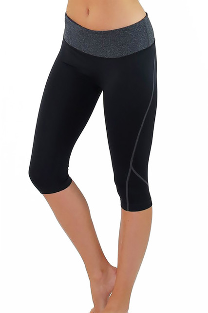 Illuminate Women's Sport Capris