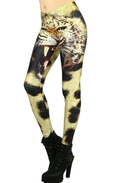 Cheetah Chic Leggings