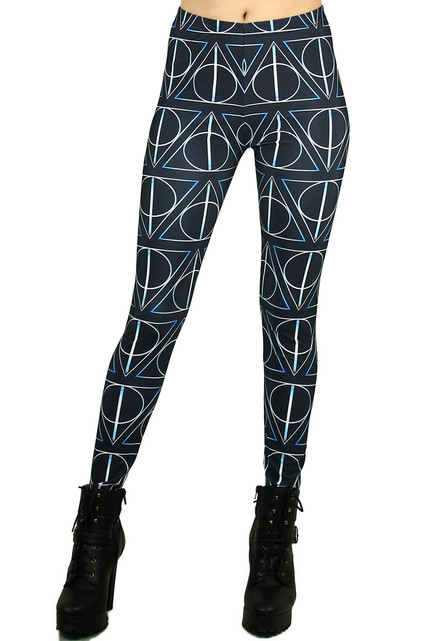 Fashion Trinity Leggings