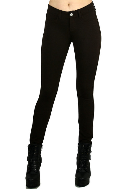 Signature Jean Cotton Jeggings