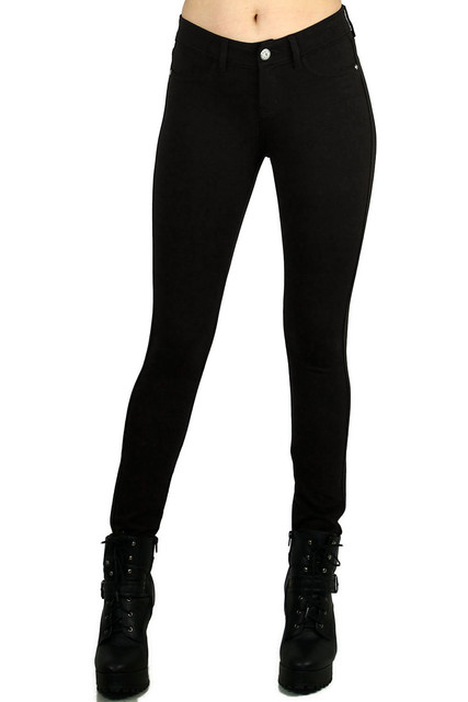 Signature Jean Cotton Leggings - Plus Size