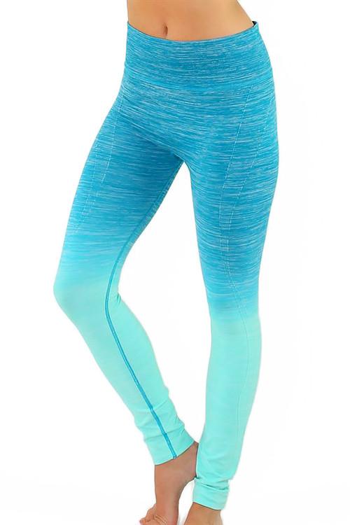 afa8da85ea Ombre fusion womens workout leggings womens jpg 500x750 Ombre workout  leggings