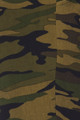 Brushed Olive Green Camouflage Joggers