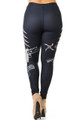 Creamy Soft Mission Impossible Plus Size Leggings