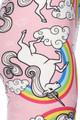 Brushed Pink Rainbow Unicorn Leggings