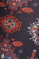 Brushed Vertical Mayan Mirage Floral Plus Size Leggings