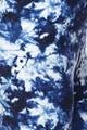 Brushed Summer Blue Tie Dye Leggings