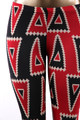 Harley Quinn Triangle Leggings