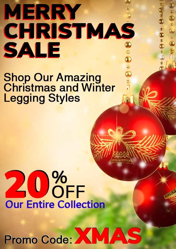 Shop Christmas Leggings