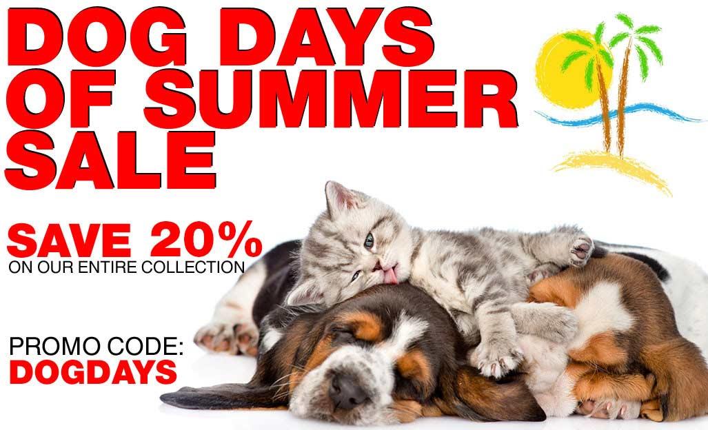 Shop Dog Days of Summer Leggings Sale
