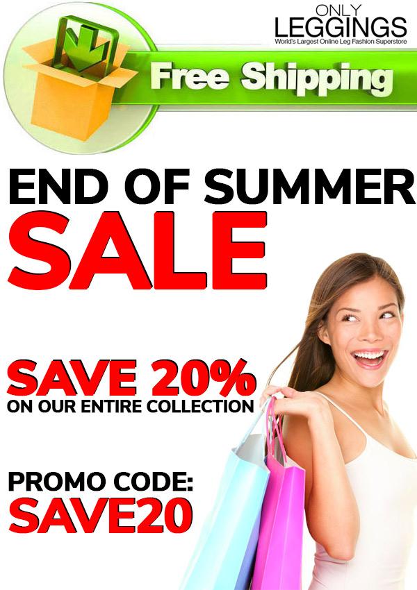 Shop Summer Leggings Sale