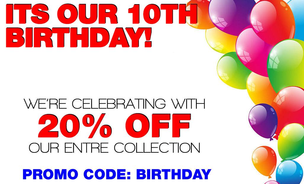 Only leggings 10th Birthday Sale