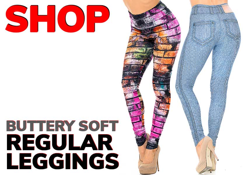 Shop Brushed Buttery Soft Leggings