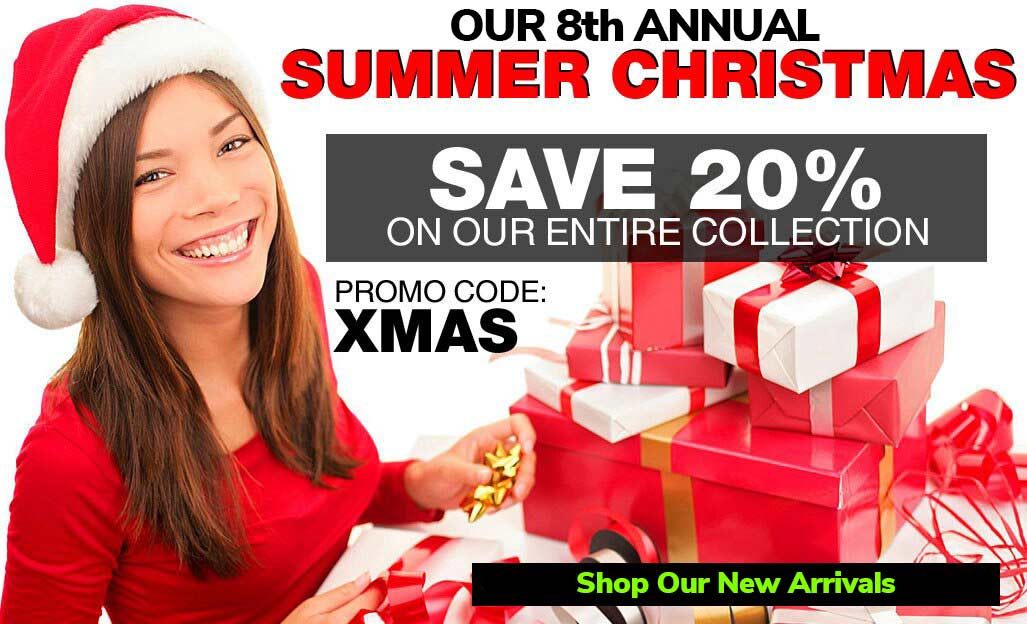 Shop Summer Christmas