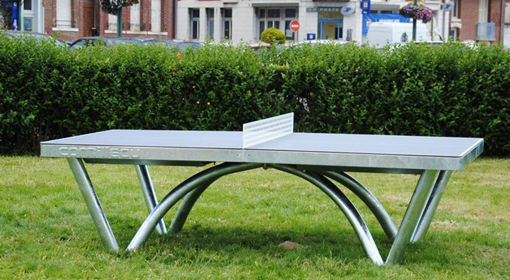 Cornilleau Park Grey Table Canada only Ping Pong Depot Table Tennis  Equipment 487d7fc6f872