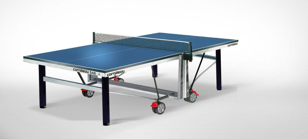 Cornilleau Competition 540 Blue ITTF Approved Table Canada Only Ping Pong  Depot Table Tennis Equipment 16d1e85dcbfb