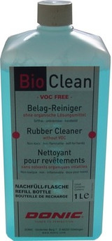 DONIC Bioclean cleaner 1 l Ping Pong Depot Table Tennis Equipment