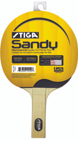 Stiga Sandy Racket ST Ping Pong Depot Table Tennis Equipment