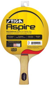 Stiga Aspire Racket FL Ping Pong Depot Table Tennis Equipment