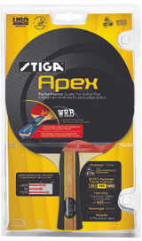 Stiga Apex Racket FL Ping Pong Depot Table Tennis Equipment