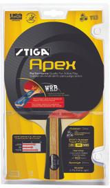 Stiga Apex Racket FL Ping Pong Depot Table Tennis Equipment
