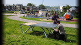 Cornilleau Park Grey Table Canada only Ping Pong Depot Table Tennis Equipment