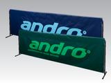 Andro Biggie 2.3x.9 m B Barrier Ping Pong Depot Table Tennis Equipment