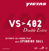 Victas VS402 DbEx Rubber