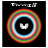 Butterfly Tenergy 25 Rubber Ping Pong Depot Table Tennis Equipment
