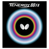 Butterfly Tenergy 80 FX Rubber Ping Pong Depot Table Tennis Equipment