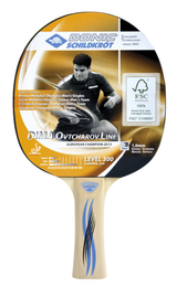 Donic-Schildkröt Ovtcharov 300 FSC Racket Ping Pong Depot Table Tennis Equipment