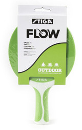 Stiga FlowOutdoor Green Racket Ping Pong Depot Table Tennis Equipment
