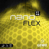 Gewo NanoFlex FT48 Rubber Sheet Ping Pong Depot Table Tennis Equipment