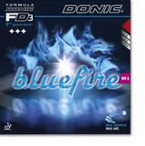 Rubber Sheet for Combo Blade     DONIC Bluefire M1 Rubber Only with 1 Combo Blade Ping Pong Depot Table Tennis Equipment